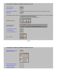 lighting calculation sheet