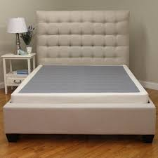 modern sleep instant foundation low profile 4 inch box spring