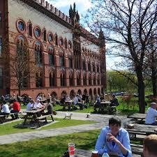 top five beer gardens in aberdeen scotsman food and drink
