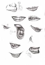 tag sketching lips mouth drawing art gallery