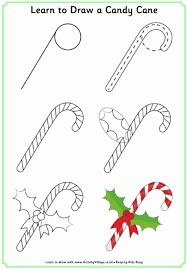 learn draw christmas elf