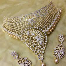 new gold set kundan gold jewelry set new wedding collection 2018