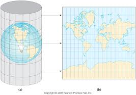 Map Projection Supplemental Lecture Materials