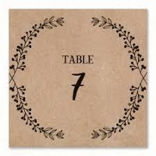 numero table mariage numéro de table paper and