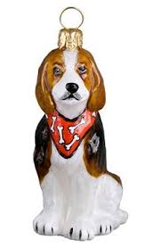 peanuts easter beagle hallmark 1995 ornaments