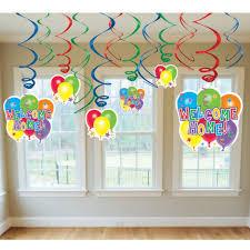 welcome home decorations welcome home decorations ideas for birthday party birthday