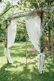 wedding arches to make how to make a wedding arch out of branches with fabric fabulous