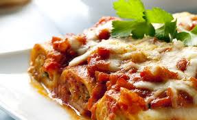 cuisine italienne cannelloni recette de cannellonis à la viande