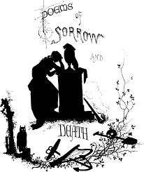 clipart poems of sorrow and death