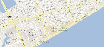 Galveston Map Ambassadors Preparatory Academy Directions