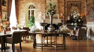 castle dining room hotel dining country house cooking castle durrow
