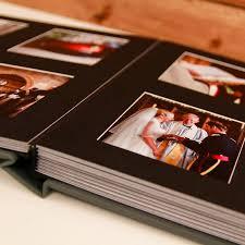 matted wedding album matted overlay wedding album