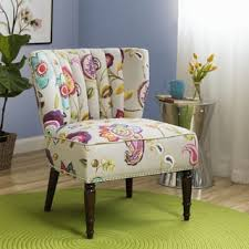 Floral Accent Chair Accent Chairs Floral Living Room Chairs Shop The Best Deals For