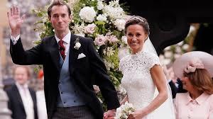 pippa middleton and james matthews wedding inside their royal