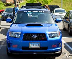 subaru forester modified initialblue 2007 subaru forester specs photos modification info