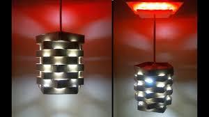 Cardboard Pendant Light Make A Diy Cardboard Pendant Light Diy Room Decor Home Made