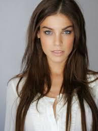 brown hair light skin blue eyes image result for dark chocolate brown hair wear pinterest dark