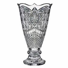 Waterford Vase Patterns Wicker Collection Vase 33cm Waterford Crystal