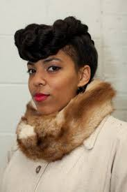 braided pinup hairstyles 45 best hairstyles images on pinterest natural hair african