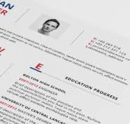 Classic Resume Template Simple Classic Resume Template