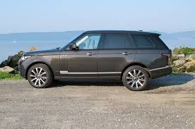 range rover truck black 2013 land rover range rover supercharged driven automobile magazine