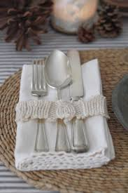 Table Place Settings by Winter Table Place Settings Wenderly