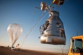 the world u0027s wildest skydive requires the world u0027s biggest balloon