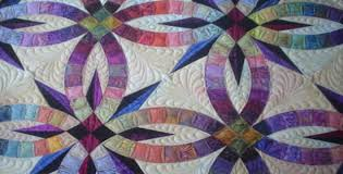 wedding ring quilt wedding ring quilt dreams do come true quilting cubby