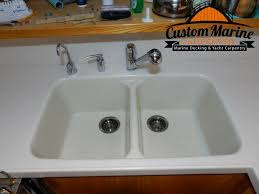 Corian Moulded Sinks by Helpful Teak Decking U0026 Boat Flooring Tips And Information Blog
