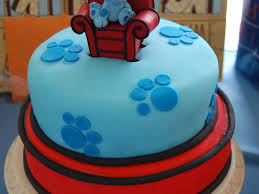 blues clues birthday cake cakecentral com