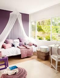 chambre baldaquin lit baldaquin romantique grand lit baldaquin decoration