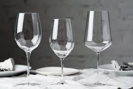 Types Of Wine Glasses And Their Uses About Glass The Best Wine Glasses Wirecutter Reviews A New York Times Company