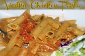 easy recipes vodka chicken pasta no alcohol recipe
