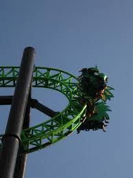Goldrusher Six Flags Magic Mountain Green Lantern First Flight U2013 Wikipedia