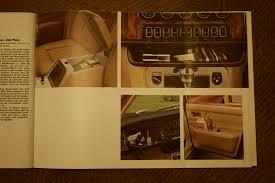 si e social michelin 1969 jaguar xj6 sales brochure adventures in automotive nerdery