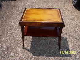 Wisconsin Furniture Company Twin Pedestal Table Grand Rapids Furniture Ebay