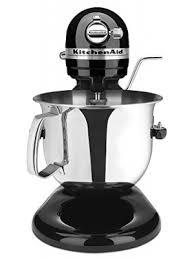 all black kitchenaid mixer kitchenaid professional 6000 hd ksm6573cob stand mixer 6 quart