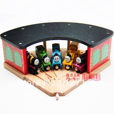 online buy wholesale wooden train track from china wooden train