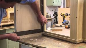How To Build A Vanity How To Build A Bathroom Vanity Cabinet Part 1 Youtube
