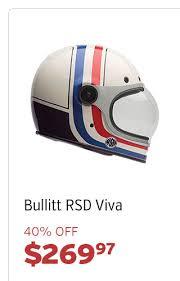 black friday motorcycle helmets revzilla com more pre black friday goodness 40 off bell bullitt