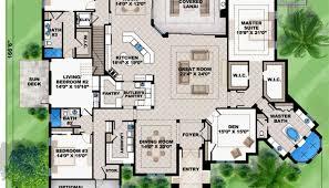 mediterranean floor plans 17 house floor plans mediterranean style interior