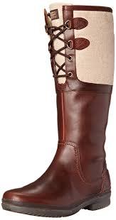 s ugg australia elsa boots ugg australia elsa toe leather knee high boot