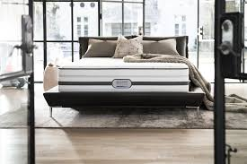 Hybrid Laminate Flooring Beautyrest Platinum Hybrid Frances Luxury Firm Queen Mattress