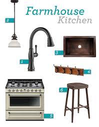 Farmhouse Kitchen Faucet by Farmhouse Kitchen Design Ideas Mood Board Delta Faucet Inspired