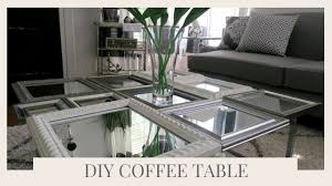 Diy Coffee Tables by Simple Home Decor Idea U0026 Tutorial Diy Coffee Table Using Picture
