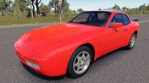 porsche 944 drift car forza horizon 3 porsche 944 turbo 1989 test drive youtube