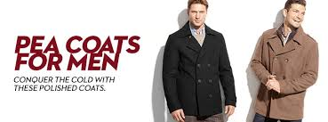 pea coats for men shop pea coats for men macy u0027s