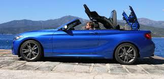 bmw m3 decapotable le cabriolet bmw série 2 l emporte sur la série 1 challenges fr
