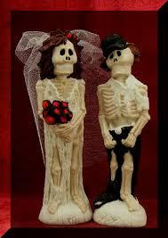 skeleton wedding cake topper the wedding specialiststhe wedding