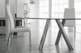White Modern Dining Chair Anna Italian Modern Dining Chair By Cattelan Italia Made In Italy